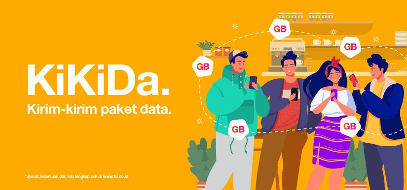 Cara Transfer Paket Data Tri Terbaru Terupdate 2020 2021
