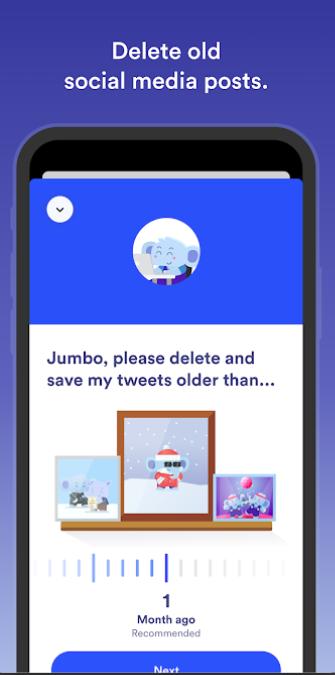 Menghapus Tweet Lama Menggunakan Aplikasi Jumbo