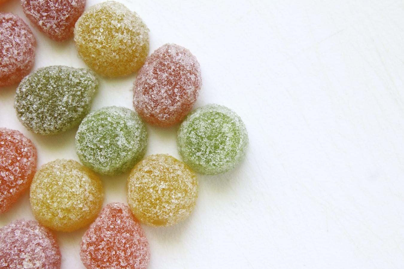 cara membuat permen jelly nutrijell - mudah dan murah