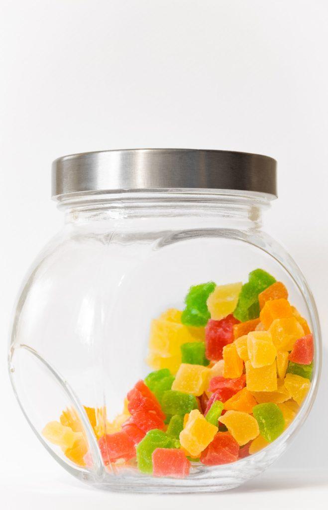 cara bikin permen jelly nutrijell viral dengan buah asli